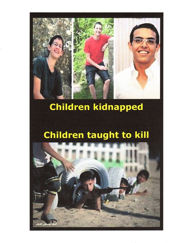 Children Kidnapped ... Children Taught To Kill