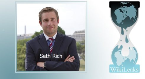 Bombshell Interview with Ed Butowsky about Seth Rich Seth-rich-wikileaks-logo-491x270