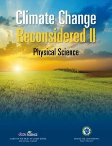 Cover - Climate Change Reconsidered II