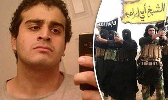 Florida terrorist Omar Mateen