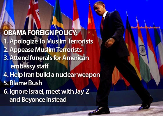 Obama - Failed Foreign Policy