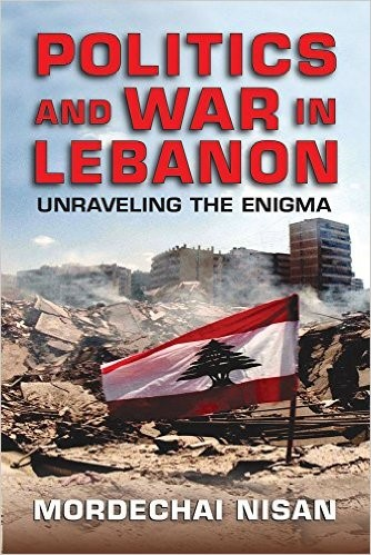 Politics and War in Lebanon book cover
