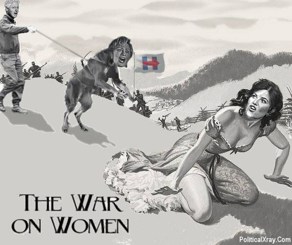 bill clintons war on women
