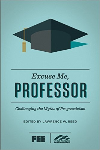 excuse me professor book cover