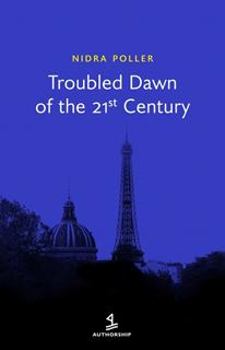 troubled dawn book cover
